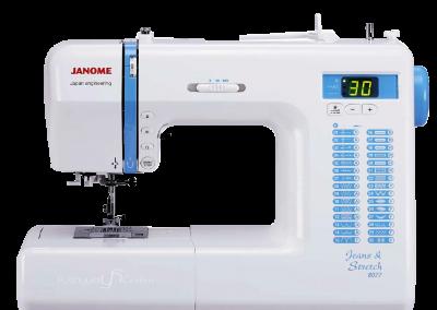 Janome Jeans & Stretch 8077